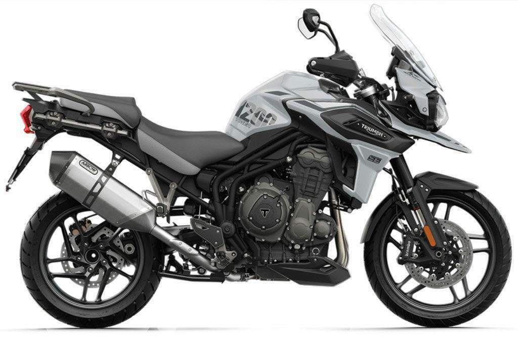 Triumph Tiger 1200 Alpine SpecialEdition technical specifications
